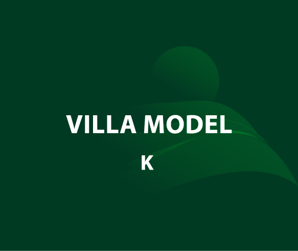 Model k – Unit A33 – Stand Alone Villa