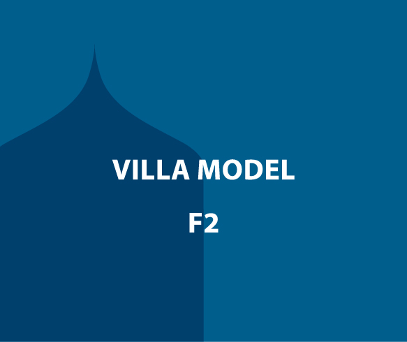 Model F2 – Unit 52 – Stand Alone Villa