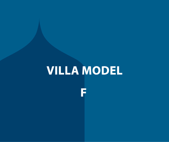 Model F – Unit 2 – Stand Alone Villa