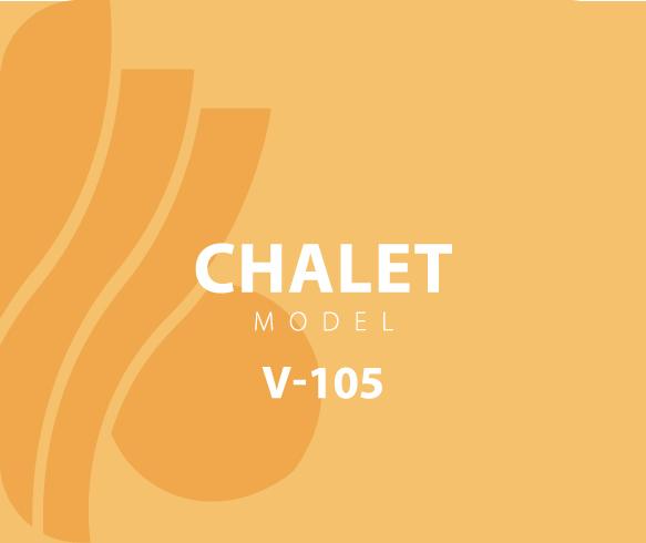 شاليه موديل V-105