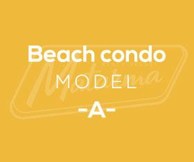Beach Condo – Model A