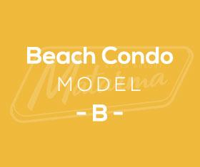 Beach Condo – Model B